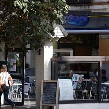 Glaces Capri - Salon de dégustation