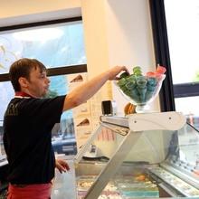 Glaces Capri - Production de nos glaces